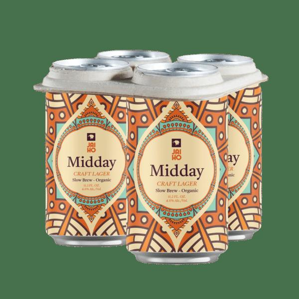 Jai Ho 4 Pack Midday Beer