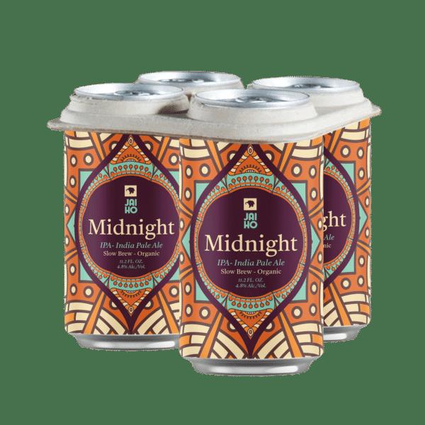 Jai Ho 4 Pack Midnight